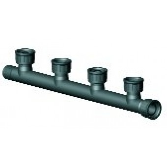 Гребенка прямая на 4 клапана (436)